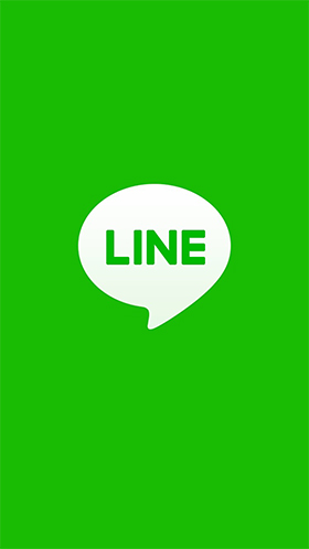 LINEを起動